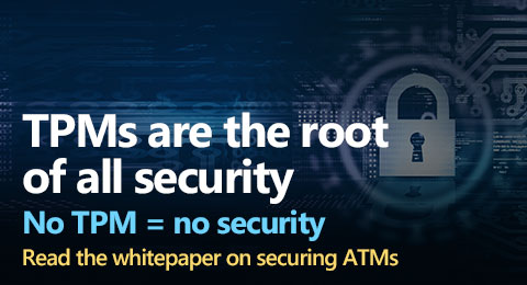 Read the whitepaper on ATM security